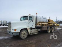 1995 FREIGHTLINER T/A Mud Mixer