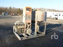 Skid Mounted Concrete Batch Pla