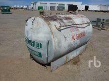KOHLHAAS 600 Gallon Fuel Tanks