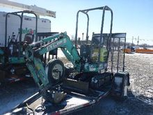 IHI 9VX Micro Excavator (< 1 To