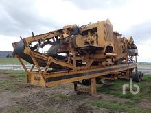 EAGLE 1150 Portable Jaw Crusher