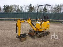 2014 JCB 8008 Micro Excavator (