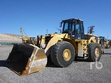 1998 CATERPILLAR 980G Wheel Loa
