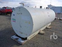 CUSTOMBUILT 3000 Gallon Skid Mo