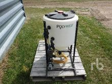 POLYWEST Chemical Mix Tanks
