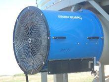 GRAIN GUARD 7 HP Aeration Fan