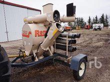 REM 2500 Grain Vac