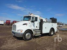 2008 KENWORTH S/A Service Truck