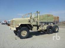 1990 ARMY TRUCK M923A2 6x6 Cab