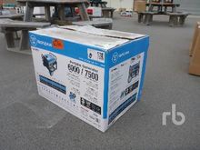 WESTINGHOUSE WH6000 Portable Ge