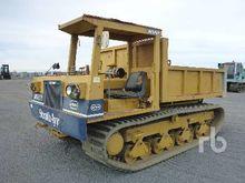 MAROOKA MST800 Crawler Dumper