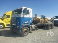1997 FREIGHTLINER COE Cab & Cha