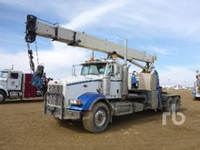 2007 PETERBILT 378 T/A w/Nation