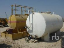 Quantity Of 2 Skid Mounted Fuel
