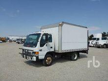 2005 GMC W4500 COE Van Truck