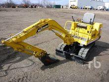 HANIX N150-2 Micro Excavator (<