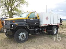 1998 GMC C7500 S/A Fuel & Lube