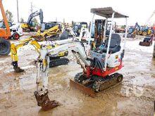 2010 TAKEUCHI TB108 Micro Excav