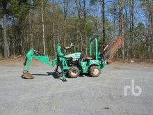 2011 DITCH WITCH RT45 4x4 Trenc