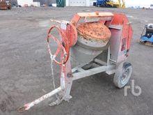 CROWN Portable Concrete Mixer
