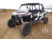 2014 POLARIS RZRXP1000 4x4 Side