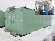 LISTER 100 HP Skid Mtd Boiler D