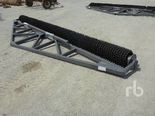 SUIHE 20 Ft Ring Roller