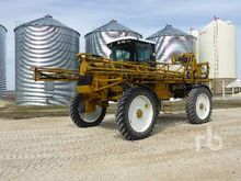2001 ROGATOR 854 90 Ft High Cle