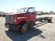 1992 GMC C6500 Cab & Chassis