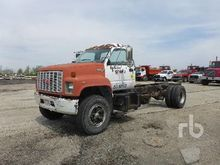1992 GMC C7500 Cab & Chassis