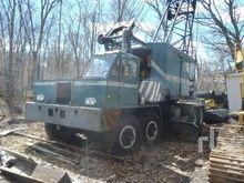 1968 P & H 670TC 70 Ton 8x4x4 C