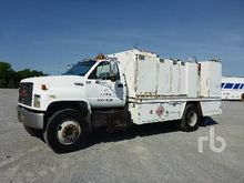1992 GMC C7500 S/A Fuel & Lube