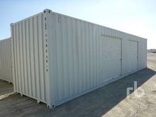 40 Ft High Cube Container Equip