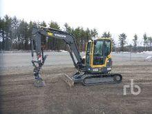 2013 VOLVO ECR58 Midi Excavator
