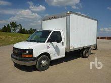 2013 CHEVROLET 4500 Van Truck