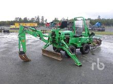 2013 VERMEER RT450 4x4 Trencher