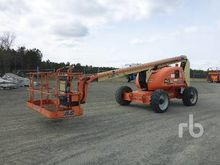 2006 JLG 600A 4x4 Articulated B