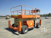 2007 JLG 4394RT 43 Ft 4x4 Rough