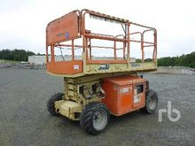 2007 JLG 260MRT 26 Ft 4x4 Rough