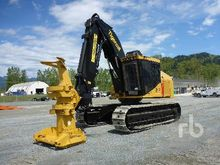 2005 TIGERCAT 870C Feller Bunch