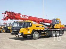 2012 SANY STC200 20 Ton Hydraul