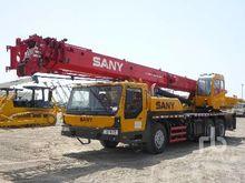 2009 SANY QY25C 25 Ton Hydrauli