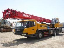 2011 SANY STC250 25 Ton Hydraul