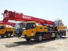 2012 SANY STC250 25 Ton Hydraul