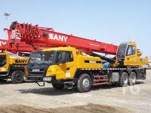 2012 SANY STC250H 25 Ton Hydrau