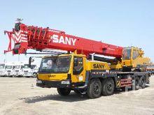 2010 SANY STC75 75 Ton Hydrauli