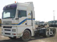 2005 MAN TGA33.400 6x4 Truck Tr