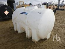 2008 NORWESCO 43330 599 Gallon
