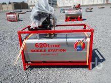 2017 YUNI D620DC 620 Litre Tank