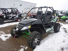2012 ARCTIC CAT WILDCAT 4x4 Sid